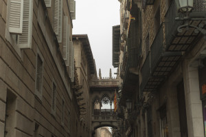 21_Barri Gotic Bacelona